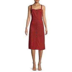 Sanctuary Red Sleeveless dress size small